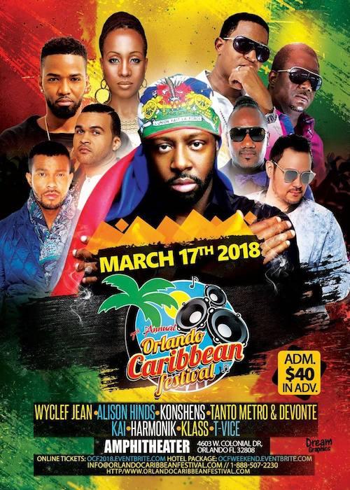 Orlando Caribbean Festival 2018