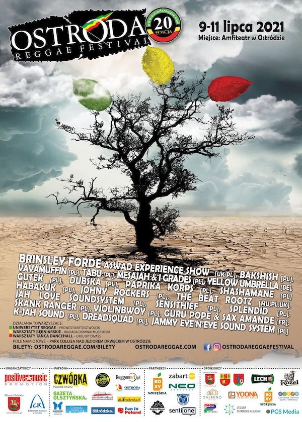 Ostróda Reggae Festival 2021