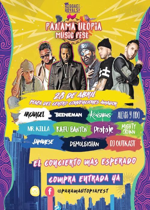 Panama Utopia Music Fest 2018