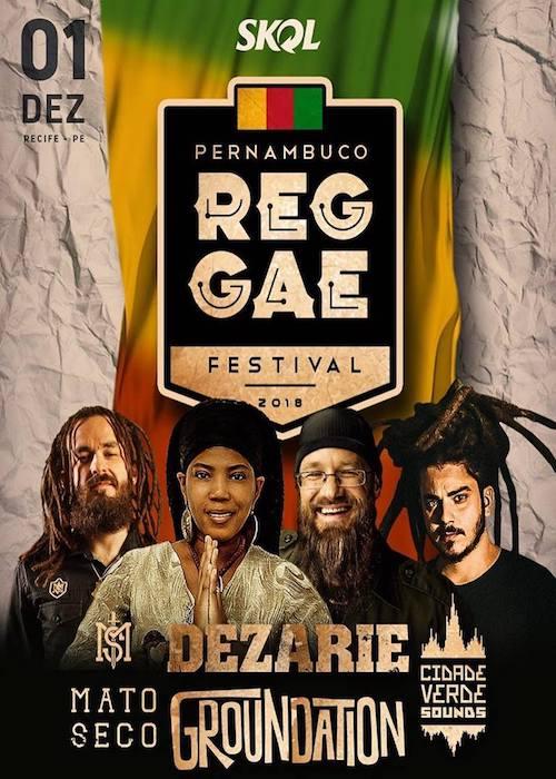 Pernambuco Reggae Festival 2018