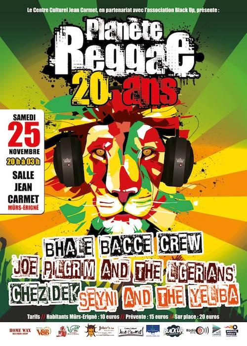 Planete Reggae 2017