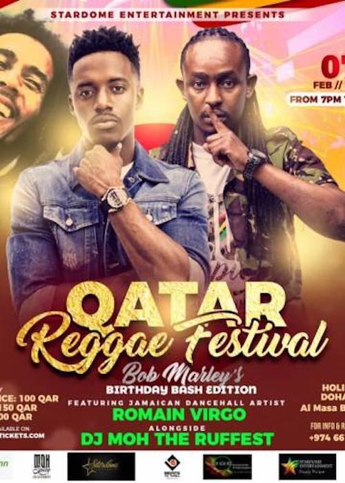 Qatar Reggae Festival 2019