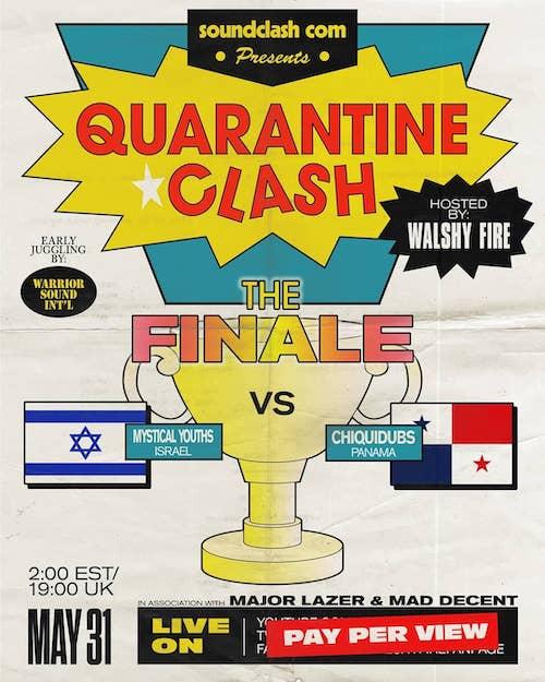 Quarantine Clash 2020 - Finale