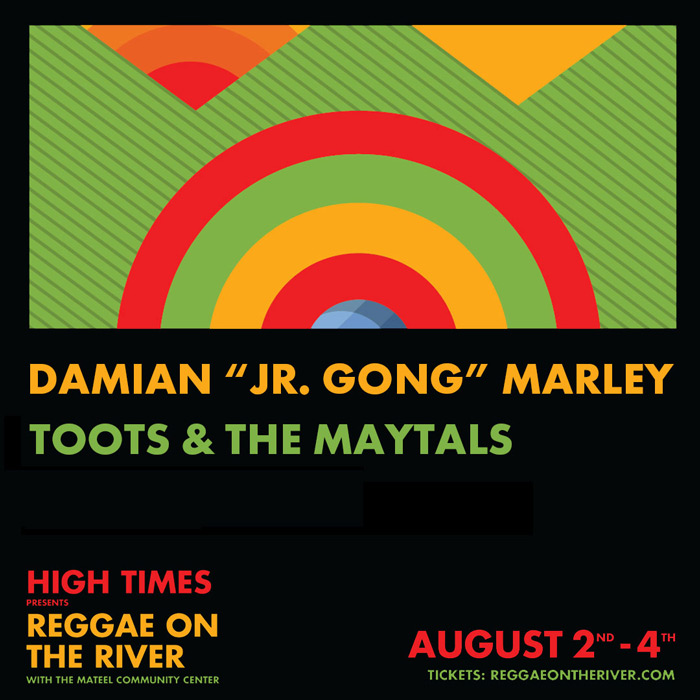 Reggae On The River 2019