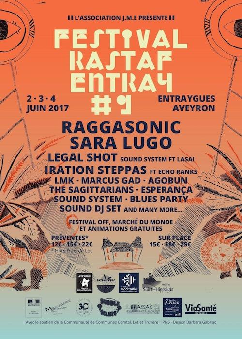 Rastaf' Entray 2017