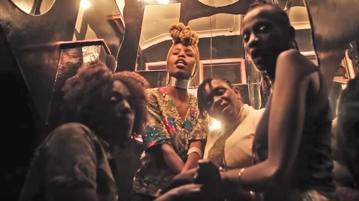 Razoof feat. Binti Afrika - Italfood [10/18/2017]