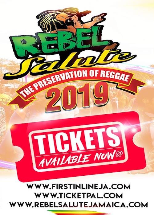Rebel Salute 2019