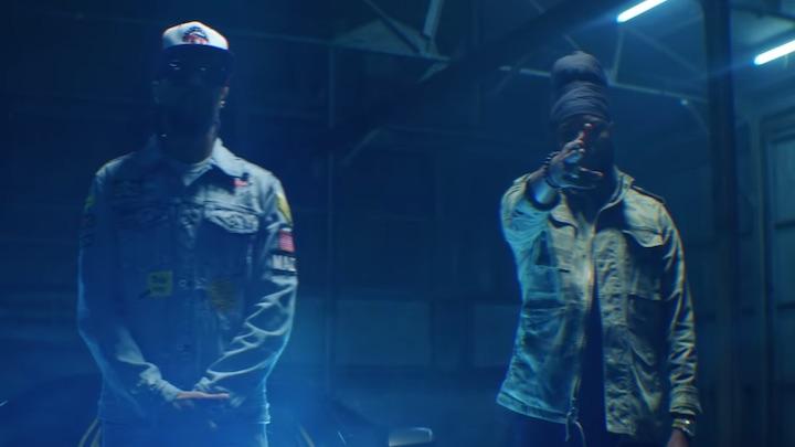 Redman feat. Pressure - Black Man In America [9/13/2019]