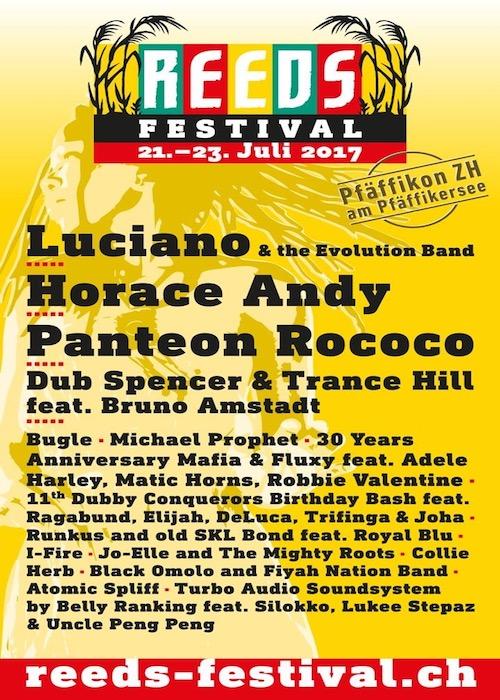 Reeds Festival 2017