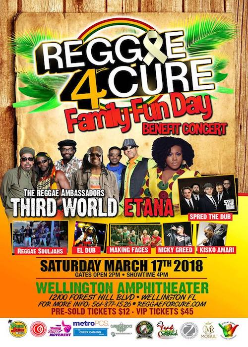 Reggae4Cure 2018