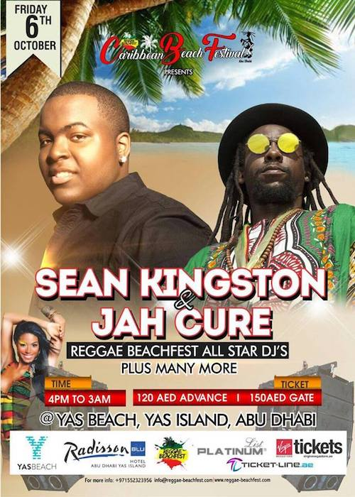 Caribbean Beach Festival 2017