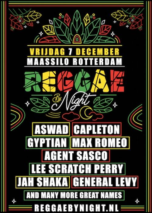 Reggae By Night 2018