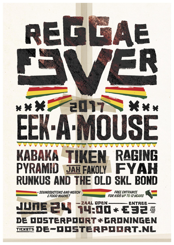 Reggae Fever - Groningen 2017 - reggaeville com