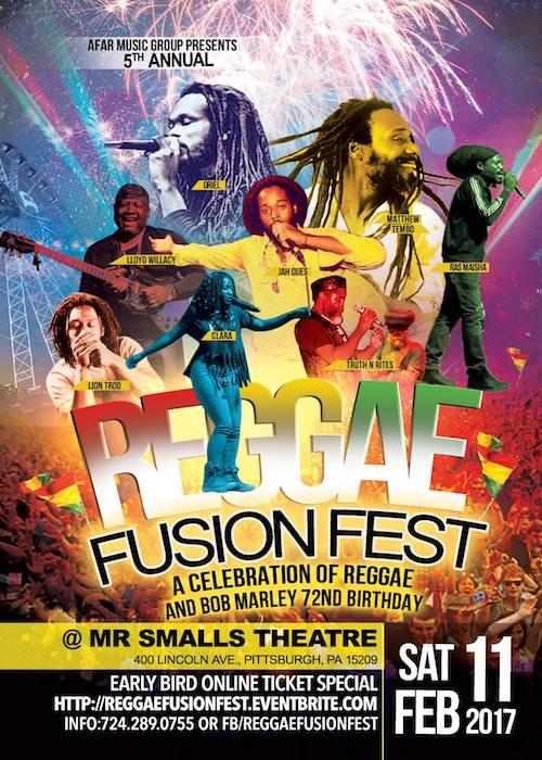 Reggae Fusion Fest 2017