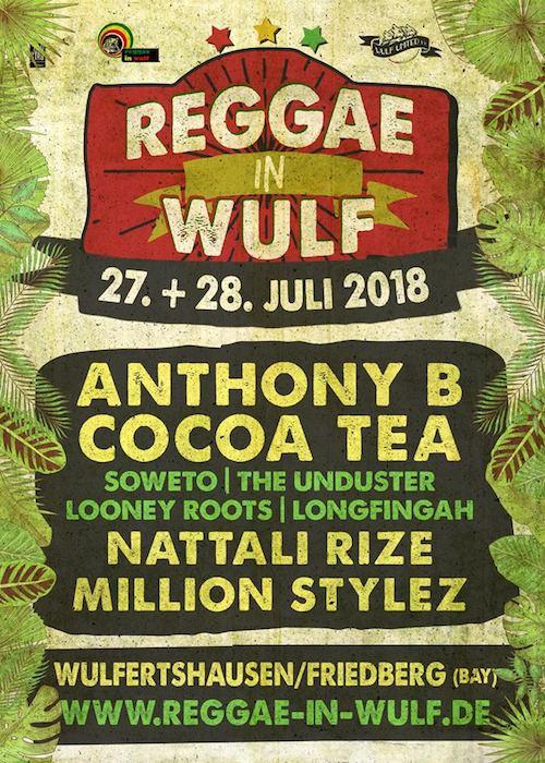 Reggae In Wulf 2018
