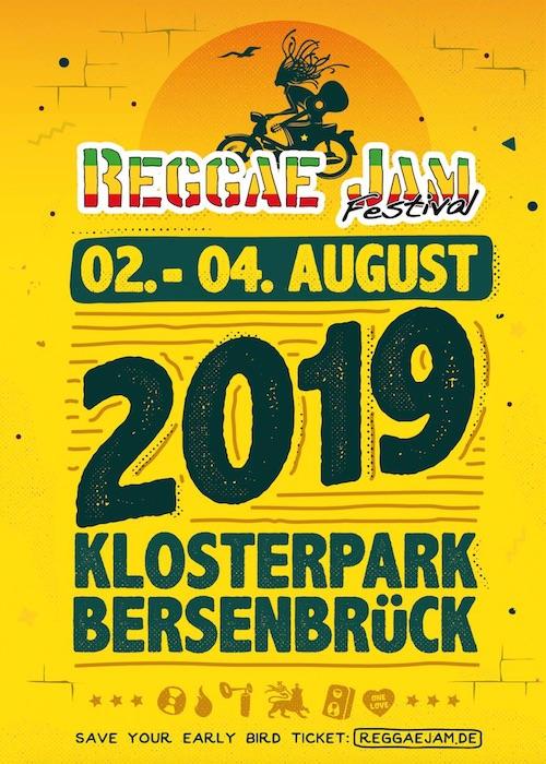 Reggae Jam 2019