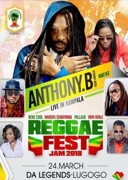 Reggae Jam Fest 2018