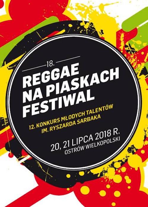 Reggae na Piaskach 2018