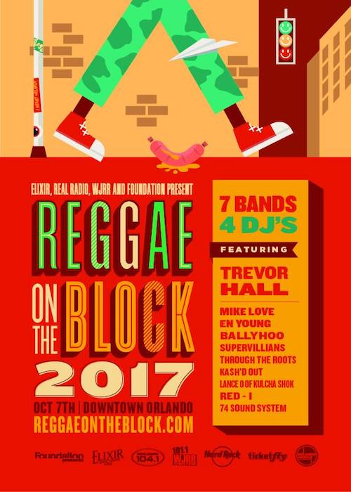 Reggae On The Block 2017