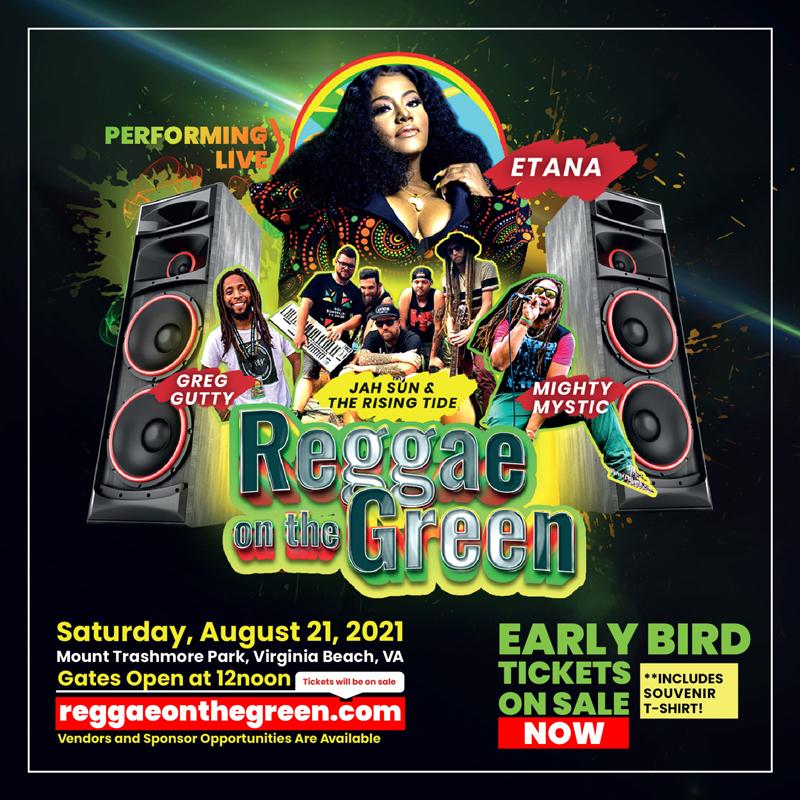 Reggae On The Green 2021