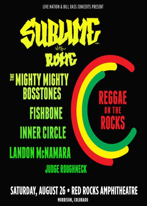 Reggae On The Rocks 2017