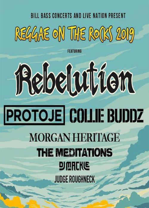 Reggae On The Rocks 2019