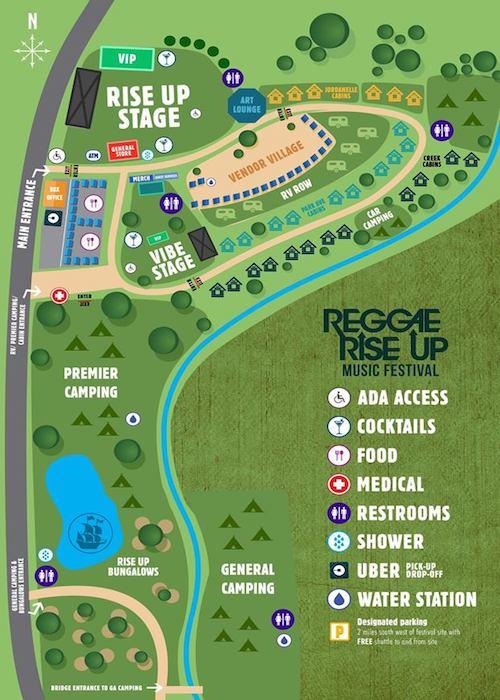 Reggae Rise Up - Utah 2018