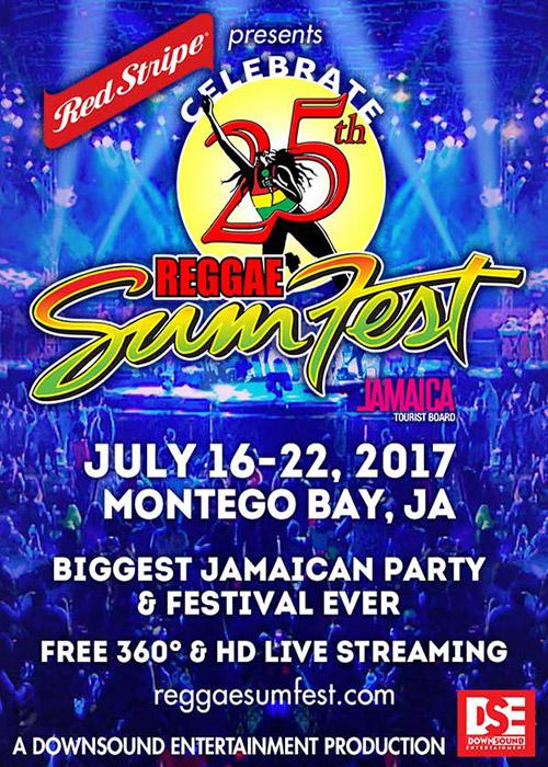 Reggae Sumfest Reggaevillecom - Reggae sumfest