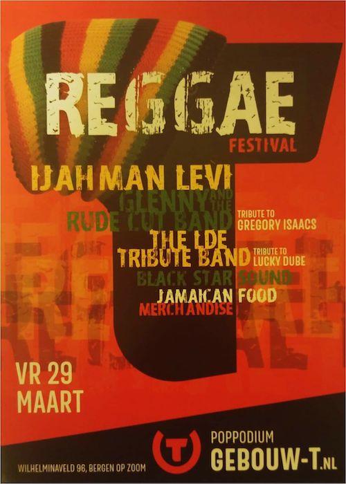 Reggae T Festival 2019