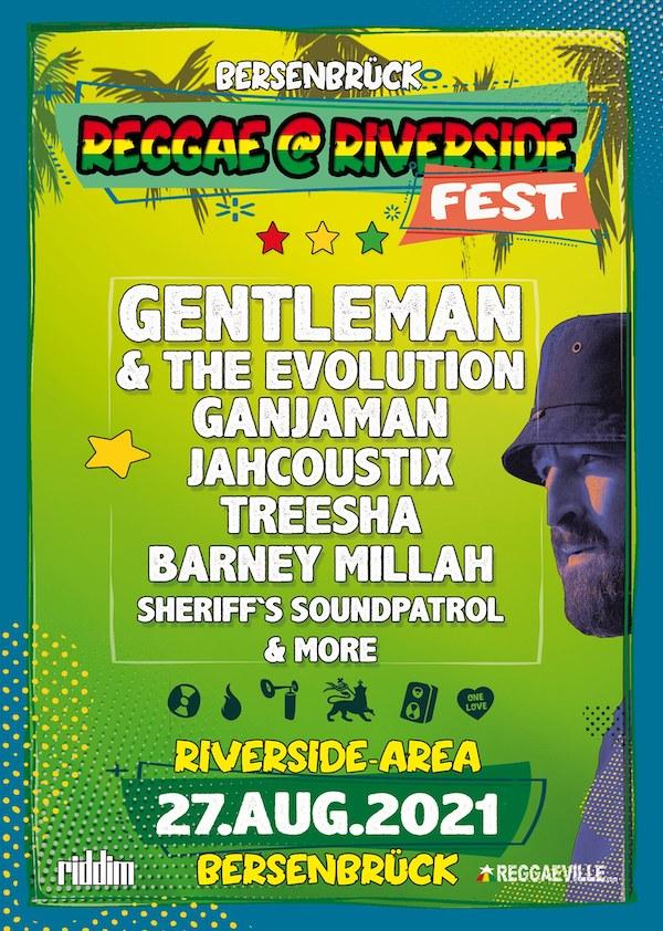 Reggae @ Riverside Fest 2021