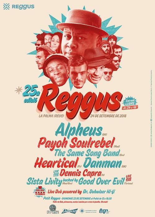 Reggus Festival 2018