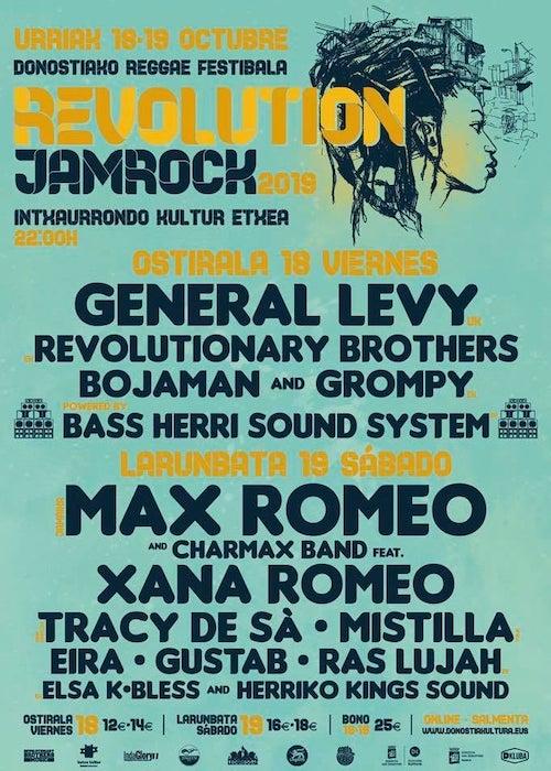 Revolution Jamrock 2019