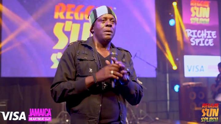 Richie Spice @ Reggae Sunsplash 2020 [11/27/2020]