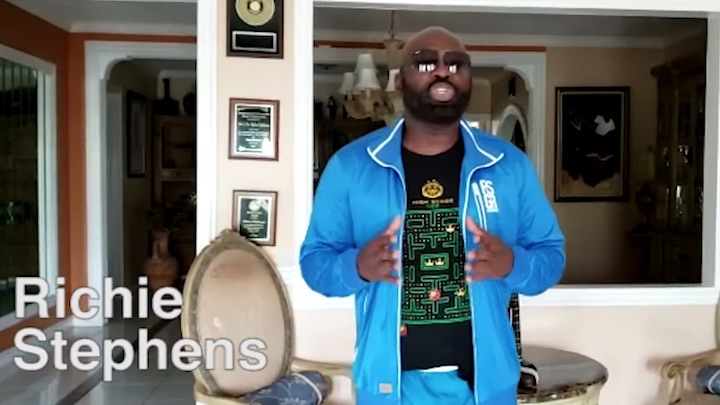 Richie Stephens @ Telethon Jamaica -Together We Stand 2020 (Drop) [4/9/2020]