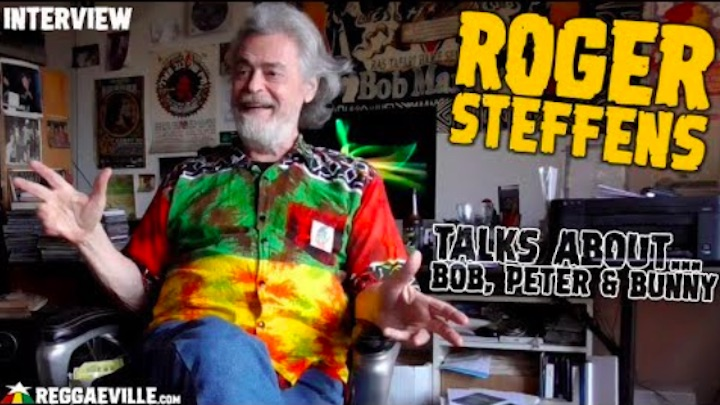 Roger Steffens Talks About Bob Marley, Peter Tosh & Bunny Wailer [12/11/2018]