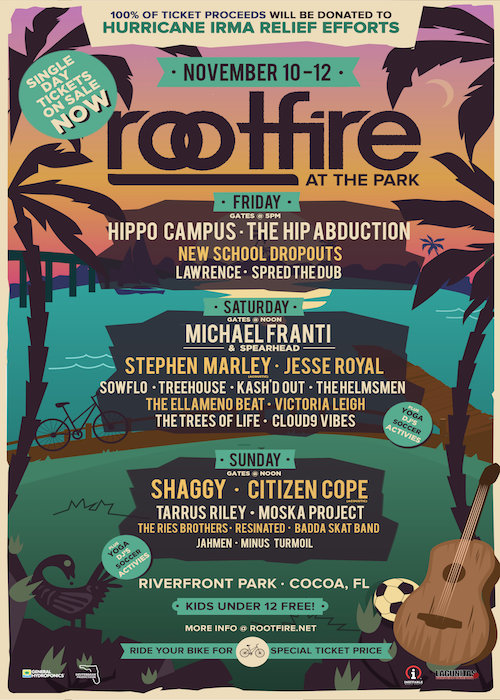 Rootfire At The Park 2017