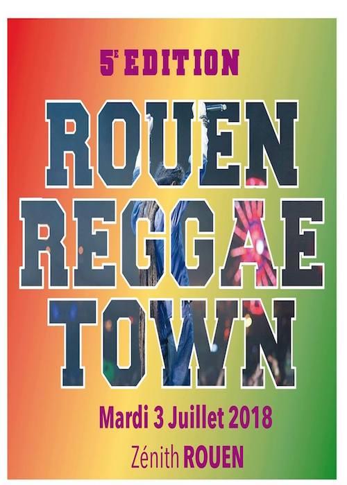 CANCELLED: Rouen Reggae Town XXL 2018