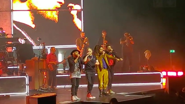 Seeed & Nosliw in Cologne, Germany @ Lanxess Arena [11/26/2019]