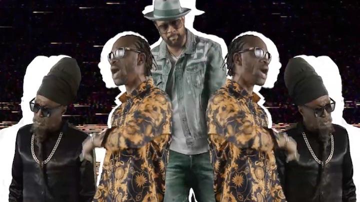 Shaggy feat. Junior Reid & Bounty Killer - Raggamuffin Christmas [12/3/2020]