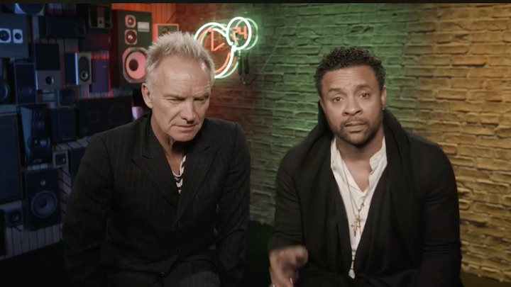 Shaggy & Sting - Q & A @ Facebook Live [4/24/2018]