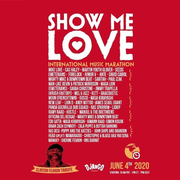 ShowMeLove - Clinton Fearon Tribute 2020