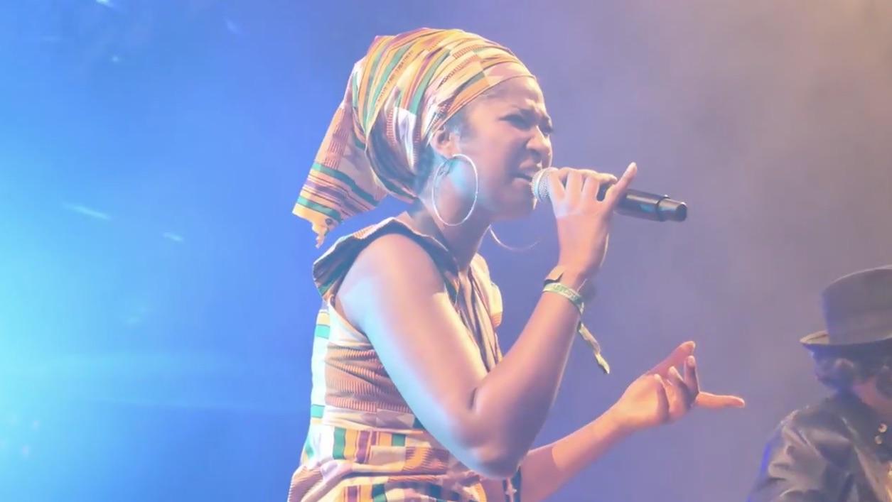 Sistah Awa @ Hill Vibes Reggae Festival 2018 [7/28/2018]