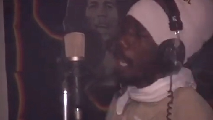 Sizzla - Holy Mount Zion is a Holy Place @ Caveman Studio [2/11/2019]