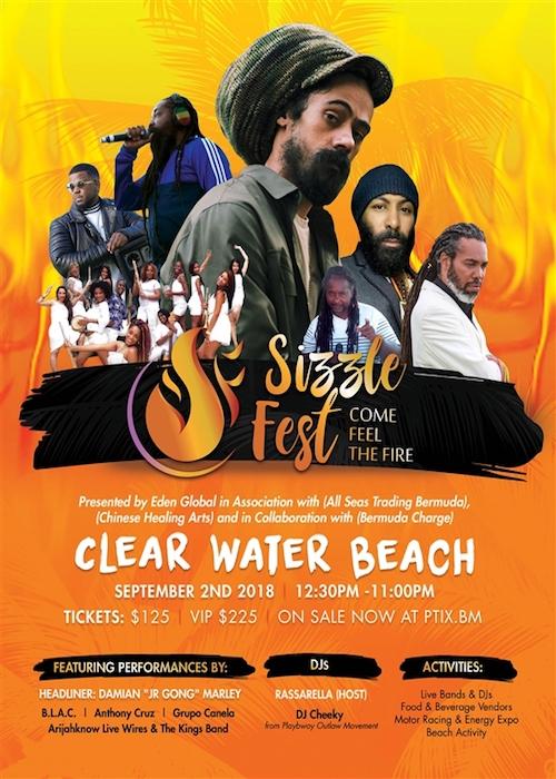 Sizzle Fest 2018