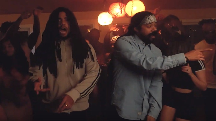 Skip Marley feat. Damian Marley - That's Not True (Behind The Scenes) [5/22/2019]