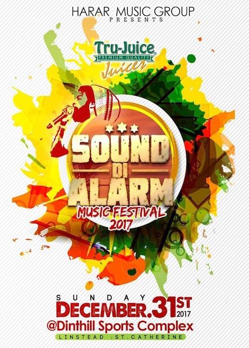 Sound Di Alarm Music Festival 2017