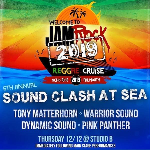 Welcome To Jamrock Reggae Cruise 2019