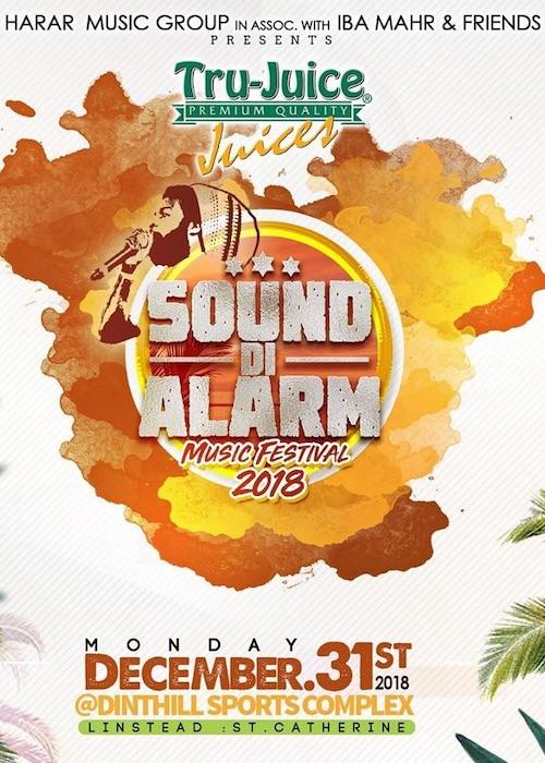 Sound Di Alarm Music Festival 2018