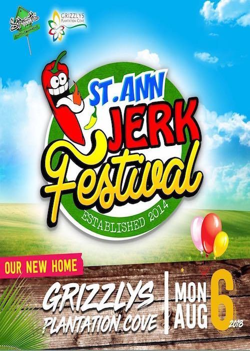 St. Ann Jerk Festival 2018