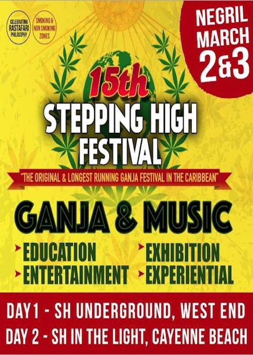 Stepping High Ganja Festival 2018